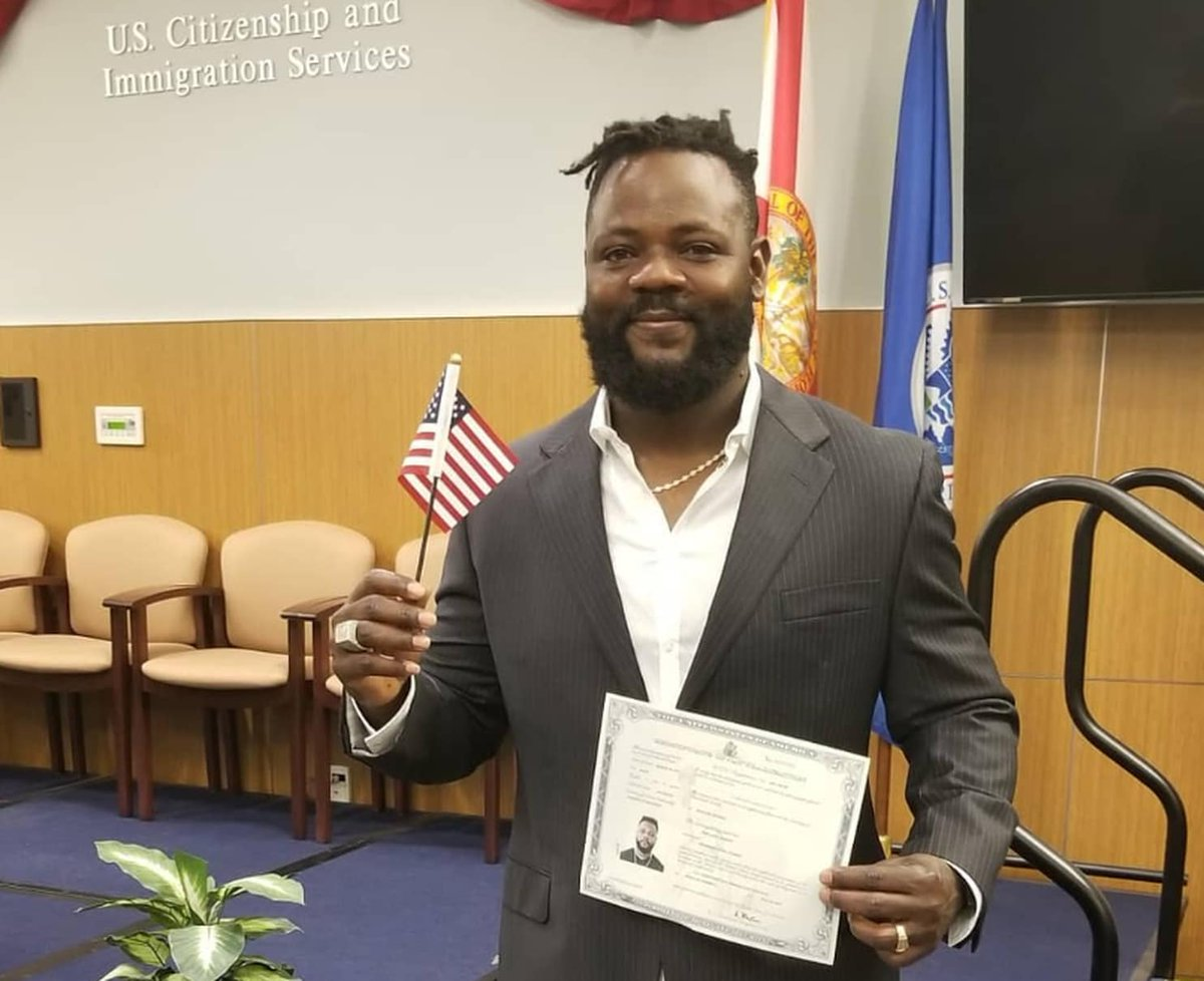 Twins' Fernando Rodney left Sunday's game early. He had to become a U.S. citizen.