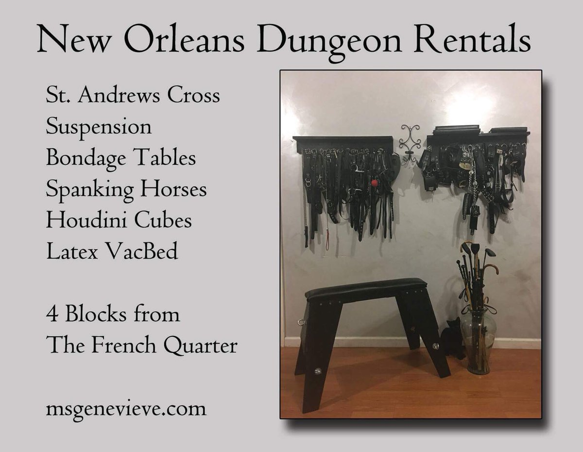 1 pic. A taste of the play space... Rentals, Sessions and Parties in New Orleans. VYng3