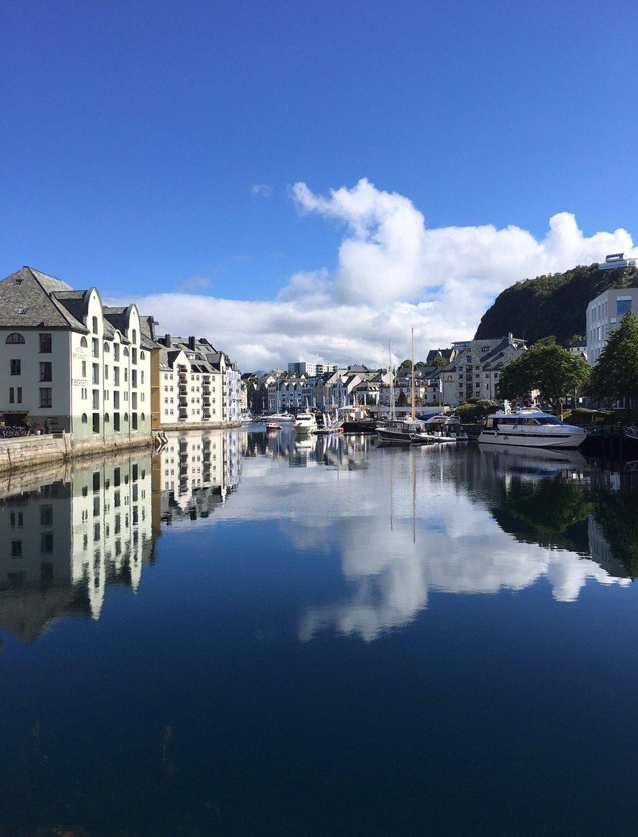 Alesund, Norway https://t.co/iY8XaGHymq