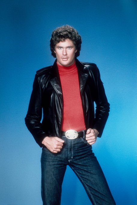 Happy Birthday David Hasselhoff!