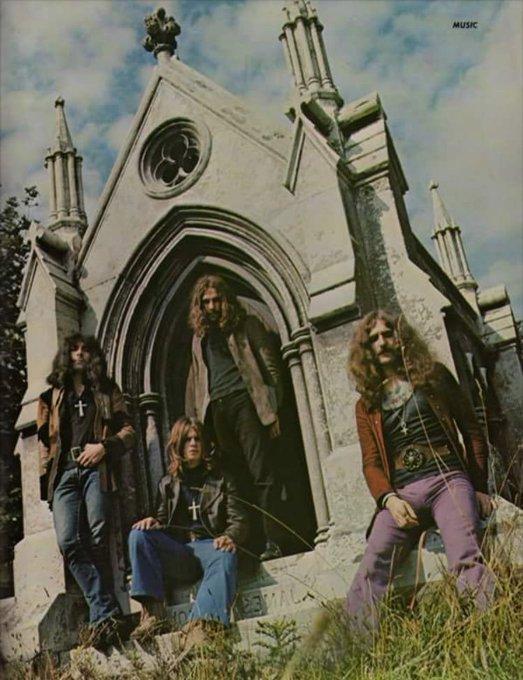 Happy Birthday Geezer Butler of Black Sabbath