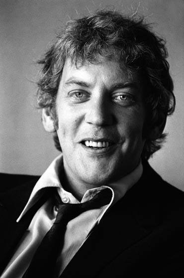 Happy Birthday to Donald Sutherland, who turns 83 years old today!