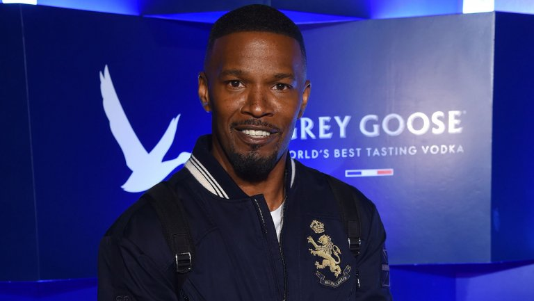 .@iamjamiefoxx on how he convinced Todd McFarlane to cast him as 'Spawn'
