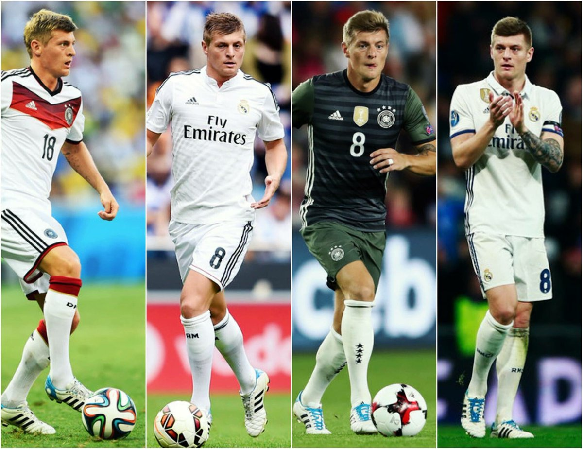 @ClinicaIEden and Real Madrid signed with toni Kroos for only 25 Million