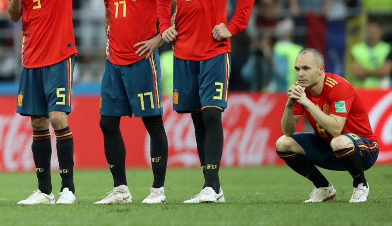 Iniesta may make J.League debut on Sunday