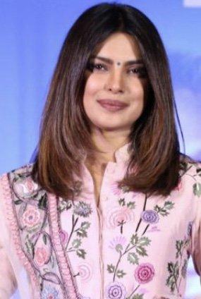 Happy Birthday Priyanka Chopra. Stay healthy, happy and blessed