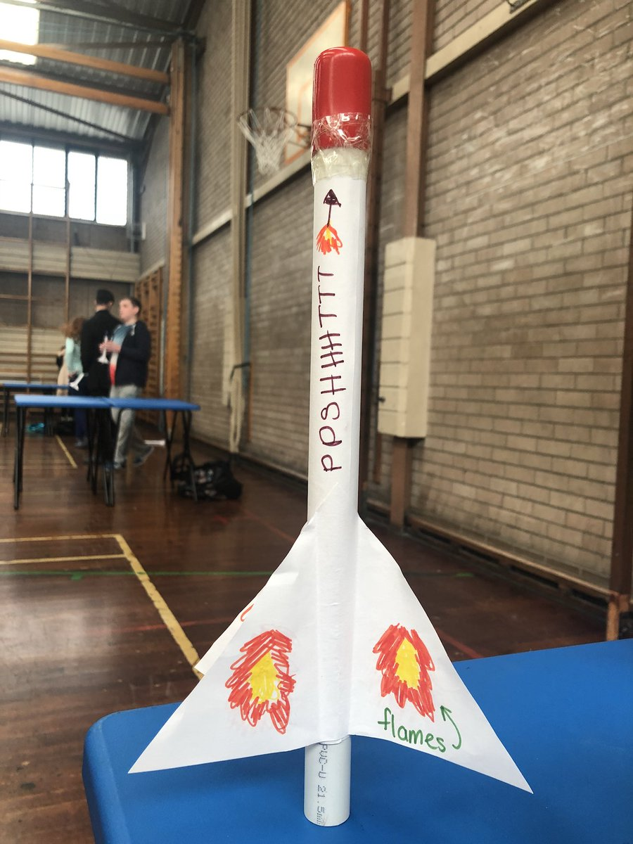 test Twitter Media - Lots of great teamwork this morning and some very creative rocket designs! https://t.co/ocQdX9qFt7