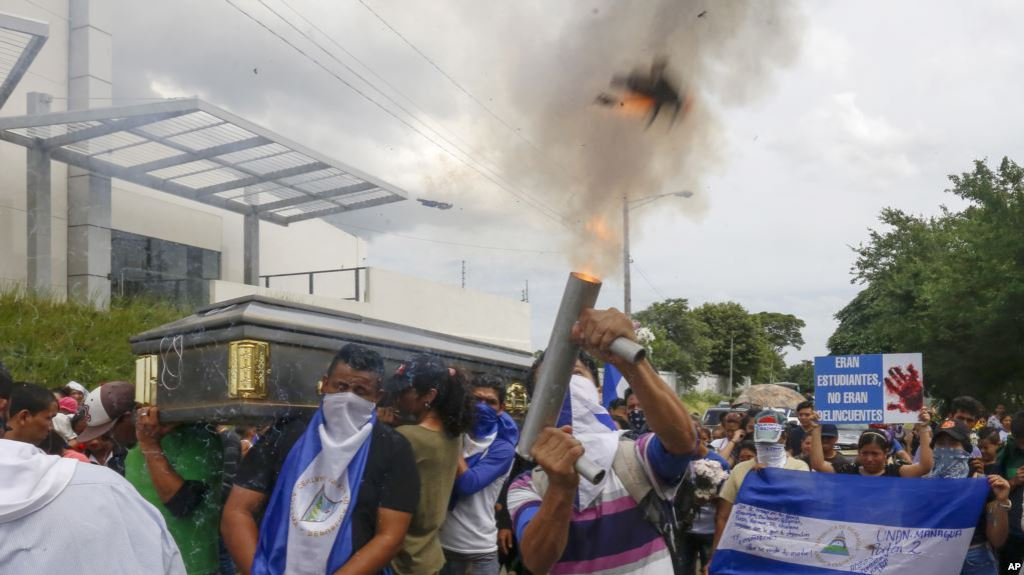 test Twitter Media - ONU: Nueva ley sobre terrorismo en Nicaragua criminaliza la protesta https://t.co/9CpO1nA6Y9 https://t.co/lQJAC550AS