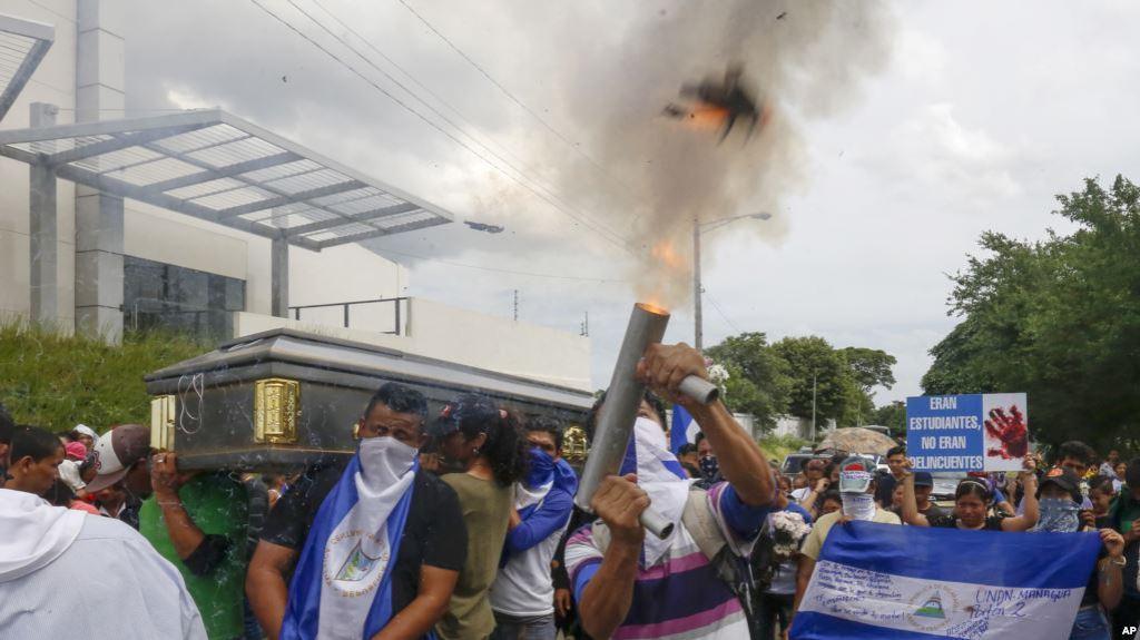 test Twitter Media - ONU: Nueva ley sobre terrorismo en Nicaragua criminaliza laprotesta https://t.co/9CpO1nA6Y9 https://t.co/lQJAC550AS