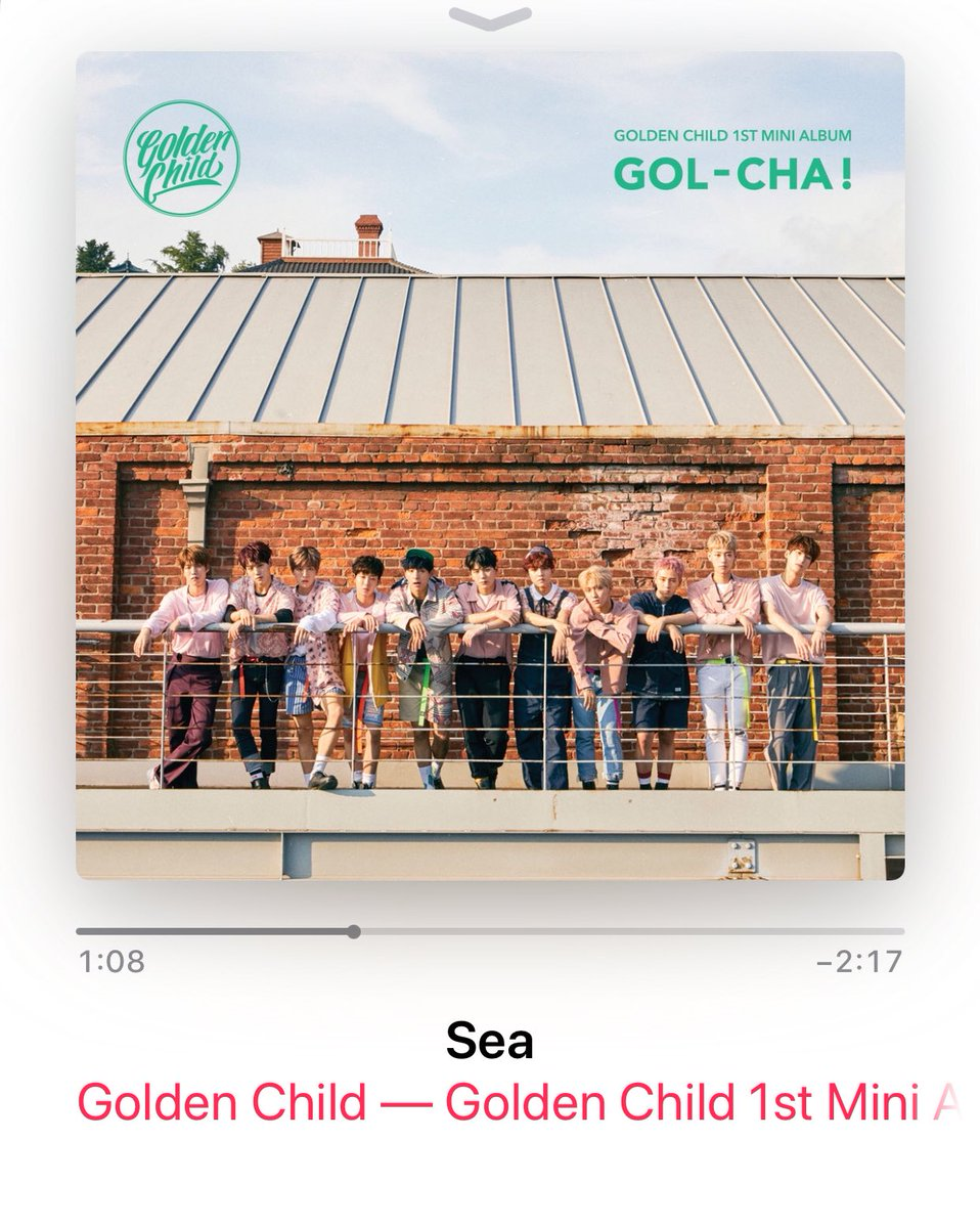 [Day 22]   A song that moves me forward   Sea - GoldenChild https://t.co/Pk9sHTm8mI