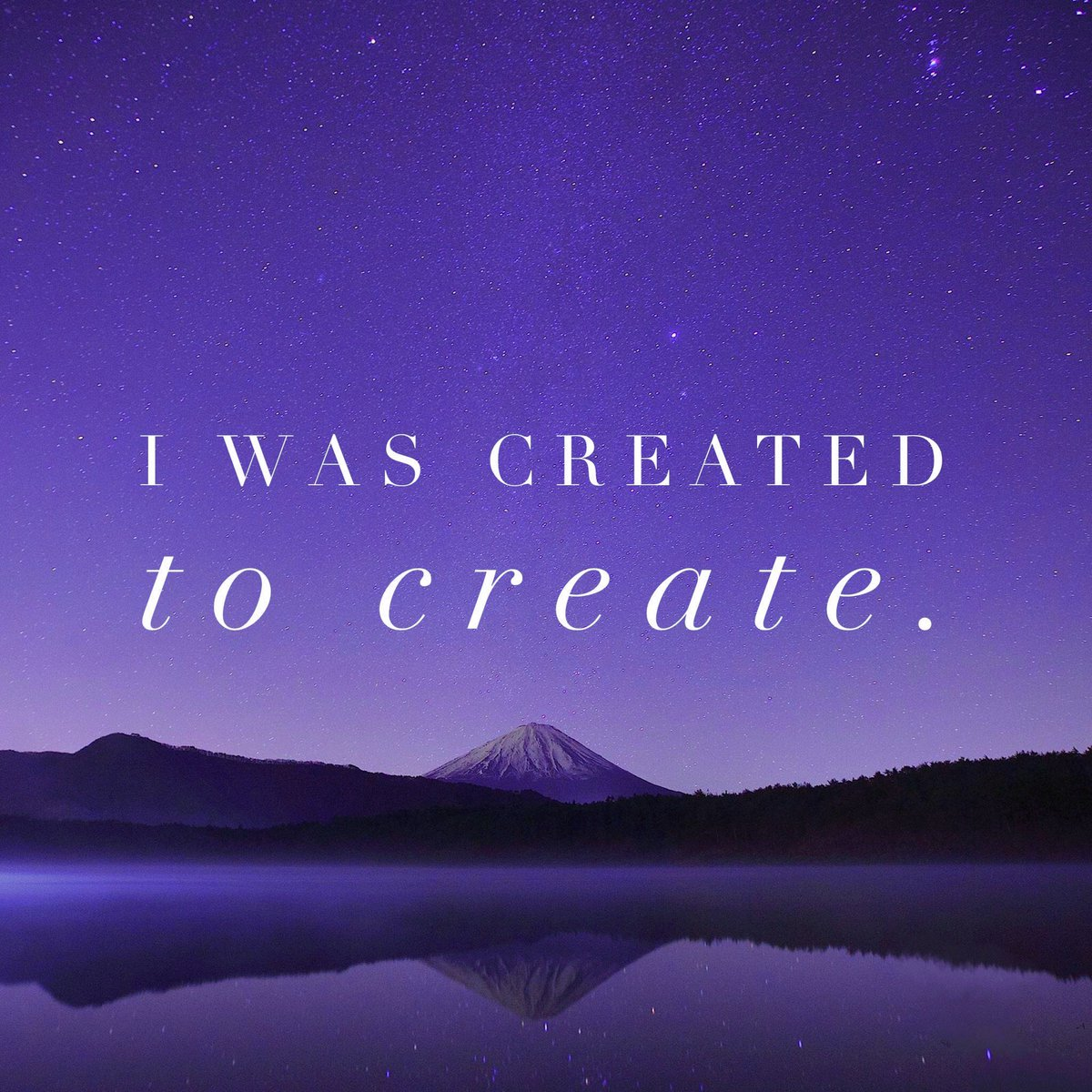 What are u creating right now...?? https://t.co/enoge8pMDR