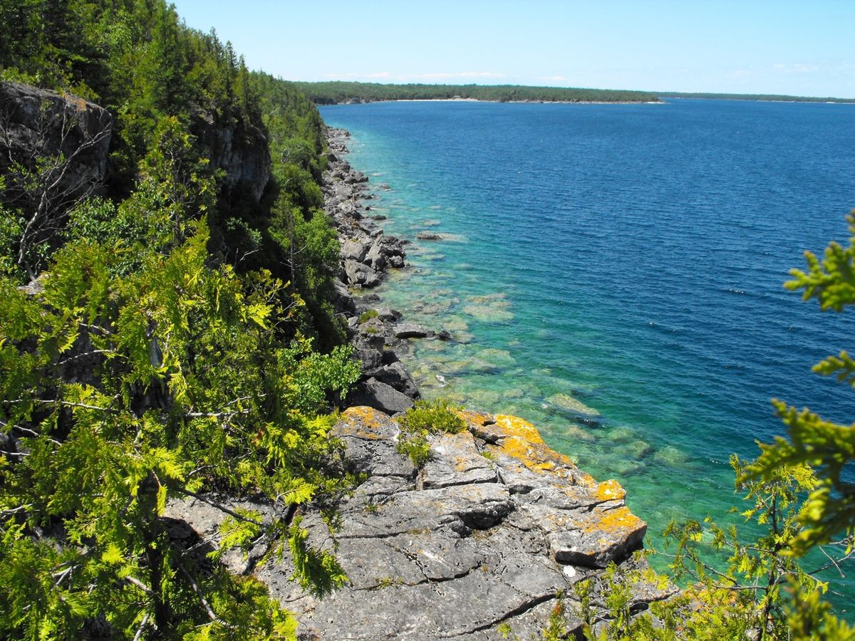 Parks Canada expands Bruce Peninsula National Park with 3,000-acre purchase @GlobeToronto