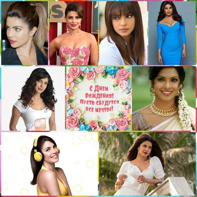 Happy Birthday, Priyanka Chopra !!!