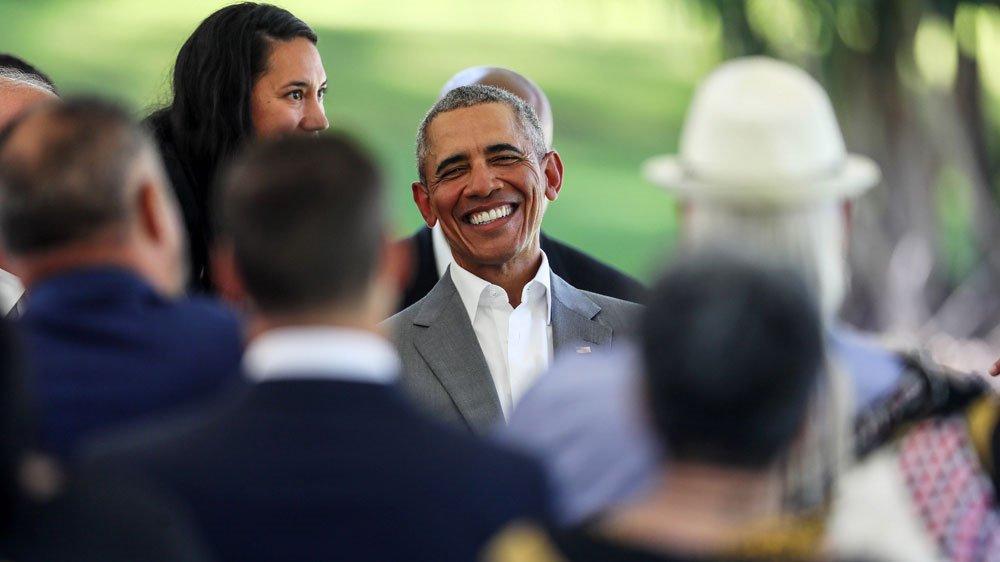 'Obama was never the revolutionary Nelson Mandela was' - @CornelWest
