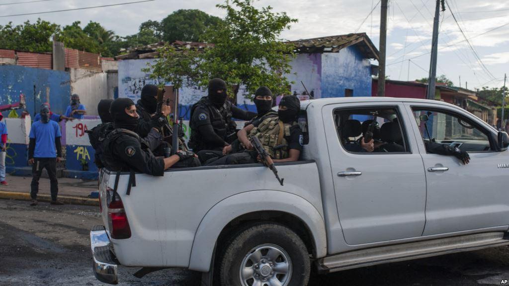 test Twitter Media - Tres meses de violencia enNicaragua https://t.co/5zuUVzzYcG https://t.co/kEUve9Nl17