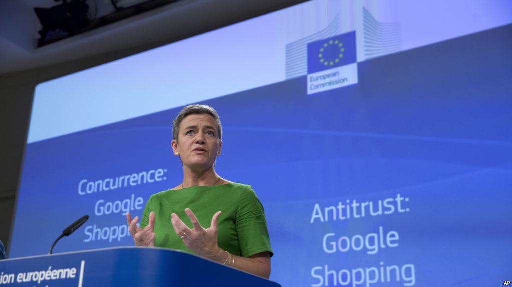 test Twitter Media - UE multa a Google con 4.300 millones deeuros https://t.co/up8loEKTpz https://t.co/iCC6FJUe5y