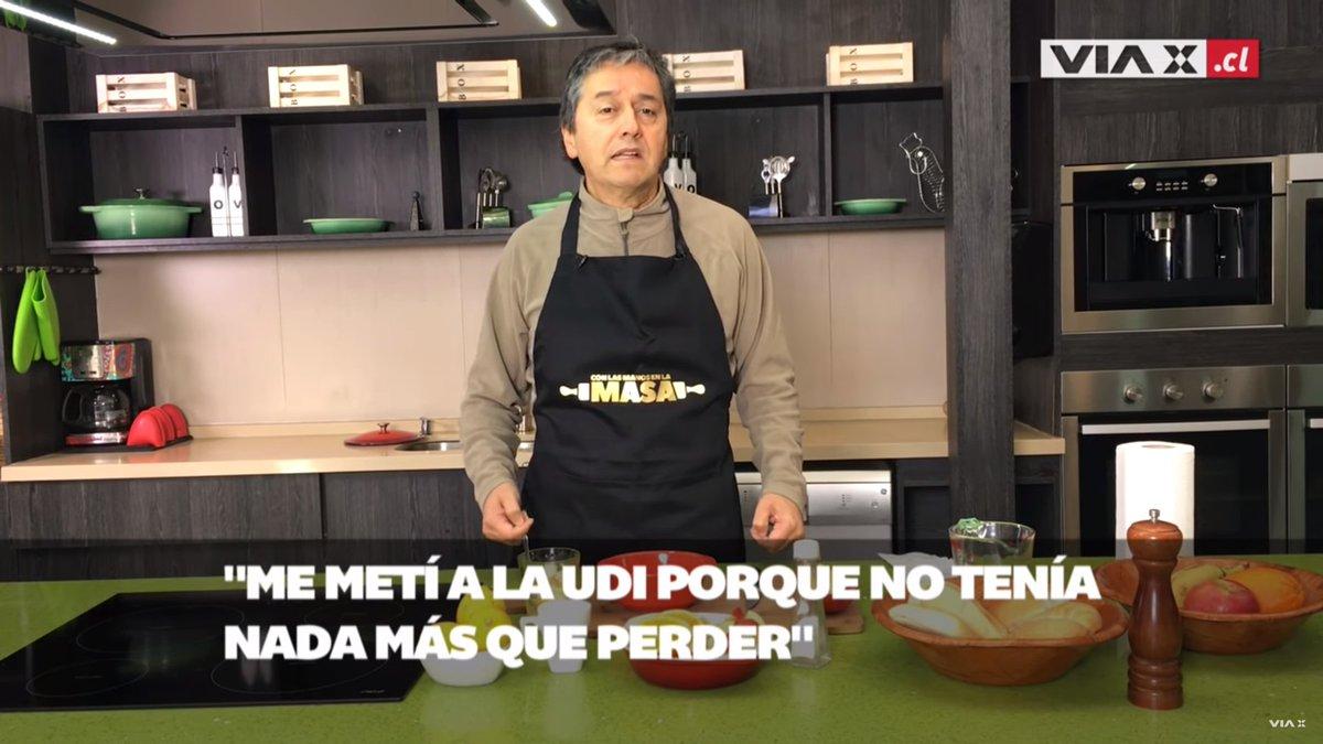 """Claudio Reyes en TV: """" Estoy o claudio reyes"""