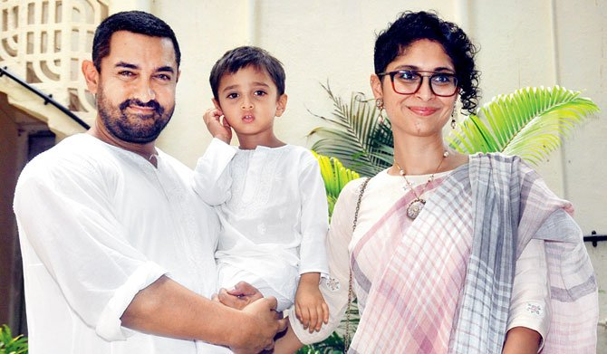"test Twitter Media - ""Kiran has contributed a huge deal to me- to my personality and to my very hectic fabric. I am much more relaxed ever since she has come into my life."" - #AamirKhan  #ShaadiCeleb #KiranRao https://t.co/eINnMeKjOe"