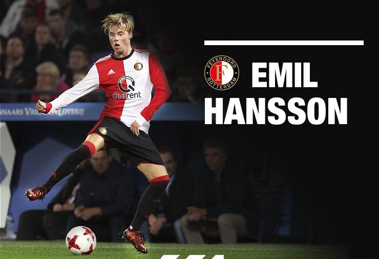 test Twitter Media - Nieuws   Feyenoord verhuurt Emil Hansson aan @RKCWAALWIJK   Succes, Emil! 🇳🇴  ➡️ https://t.co/foErrFujD1 https://t.co/nFBWrJee1Y