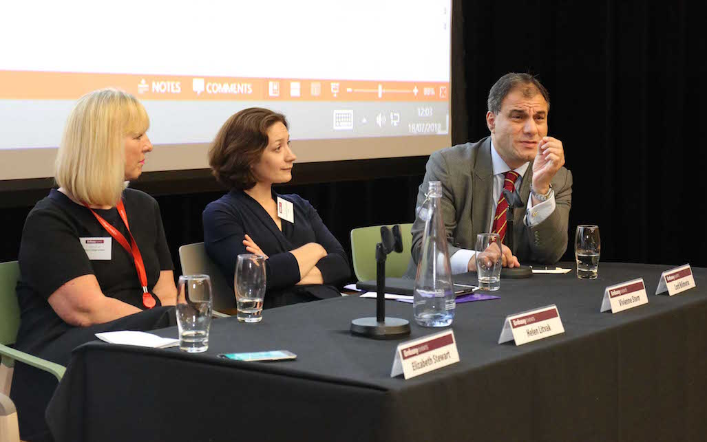 test Twitter Media - Thanks to our inspirational plenary panellists at Embassy Education Conference @Lord_Bilimoria @viviennestern @helenlitvak for setting the scene on the transformational power of global education - it is a powerful tool to change the world! https://t.co/A1MMPaeKr6