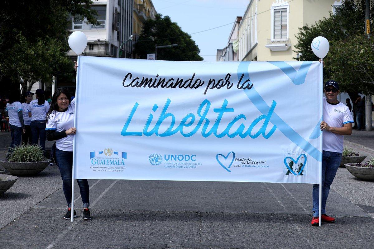 En el marco de la conmemoración del día mundial contra la trata de ...