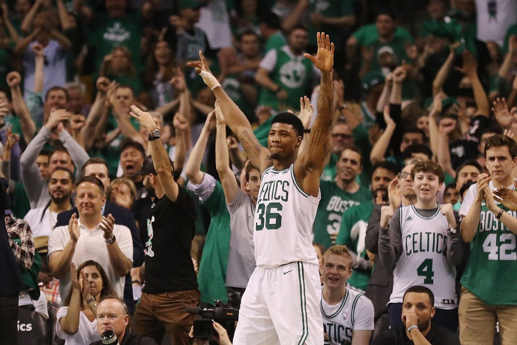 test Twitter Media - Marcus Smart agrees to 4-year, $52M contract to remain with the Celtics, per @ShamsCharania https://t.co/06mbgTfvbv