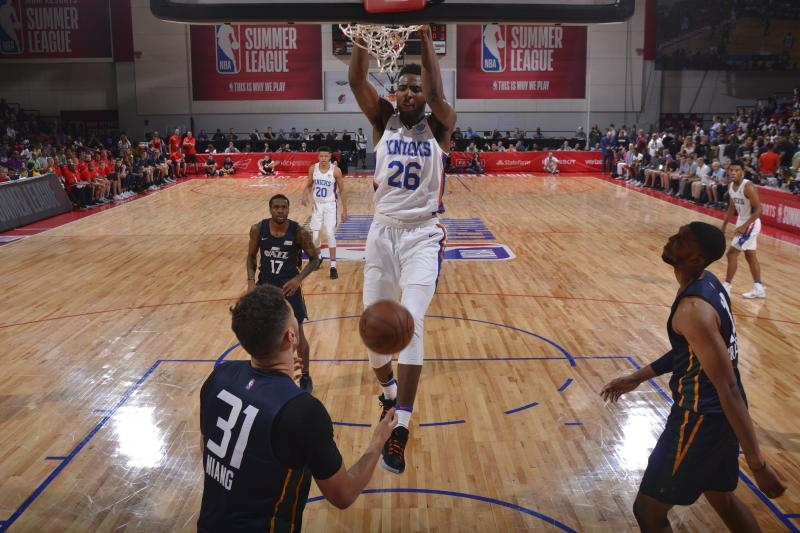 test Twitter Media - Mitchell Robinson 📈 Marvin Bagley 📉 Re-drafting the 2018 NBA lottery based on summer league performance https://t.co/i6TFUjJixs https://t.co/FfNvDwEdsn