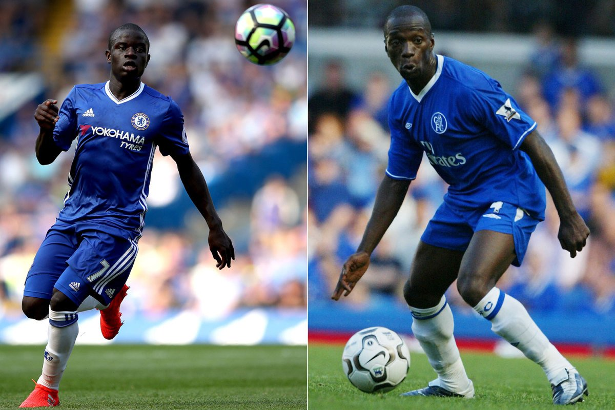 Would you rather have N'Golo Kante or Claude Makelele anchoring the midfield?👀🤔 https://t.co/Mt98suirdo