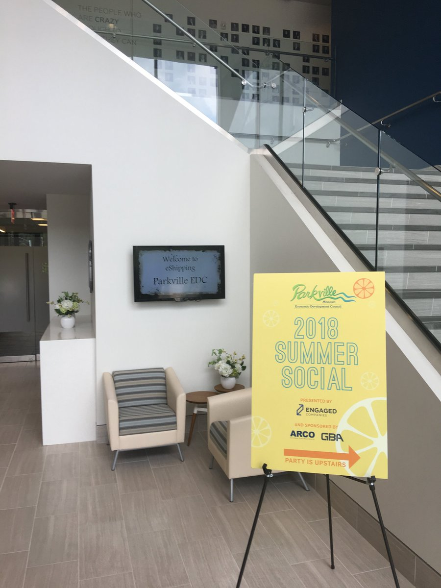test Twitter Media - We had a very successful 2018 Summer Social! Thank you to our host and sponsors @eShipping @ARCO_KC @GBATeam! Thank you to @StoneCanyonPVIL for the delicious catering and @Gomersnorth for the beverage pairing! Thanks to all EDC members, leaders and guests! https://t.co/dRTSYGZD3z