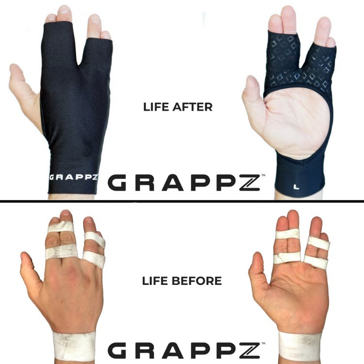 Life before @grappzofficial and life after. https://t.co/l0pDQtiE7R #itstrue #grappz #notape #allsports https://t.co/UmmD9cFUBJ