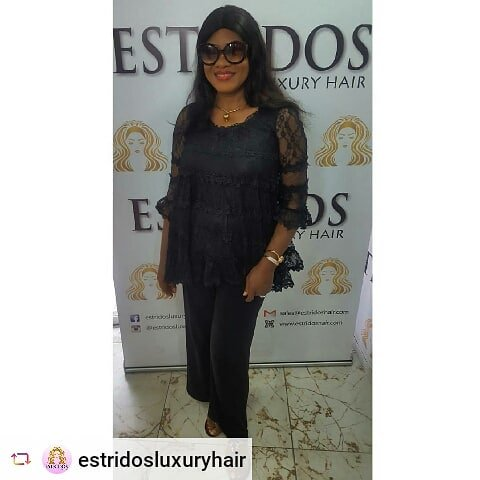 "test Twitter Media - #Rensta #Repost: @estridosluxuryhair via @renstapp ··· "" Hi lovelies, guess who showed up today.... Our very elegant estridos woman, Aunty Clara Okoro Ceo, Brandworld media and founder @my_beautiful_africa dazzling in our 18"" Estridos Amelia… https://t.co/2C9cW5l2P6 https://t.co/TDkS9kGys1"