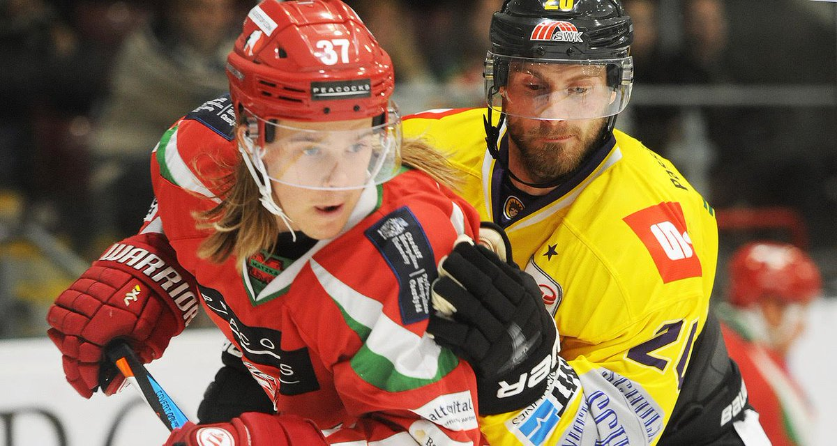 📰 @cardiffdevils  re-sign 20-year-old forward Toms Rutkis on two-way deal.  https://t.co/fXvpHplJ0X https://t.co/mnGzPdbkNb
