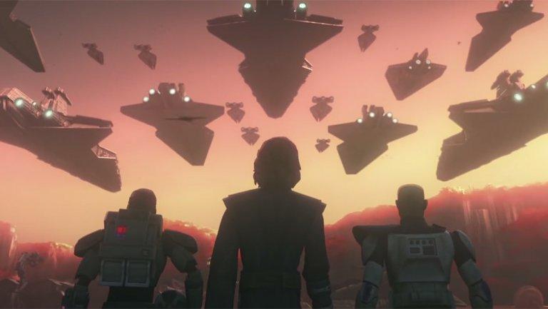 .@StarWars: TheCloneWars returning on Disney's SVOD service