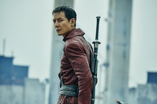 test Twitter Media - After Chinese American actor @danielwuyanzu criticized the #Emmys for snubbing his AMC TV series 'Into the Badlands', #Hollywood discrimination against Chinese has become a hot topic of discussion on Chinese social media https://t.co/u6W1PKkxuf https://t.co/9l9ChCQTfU