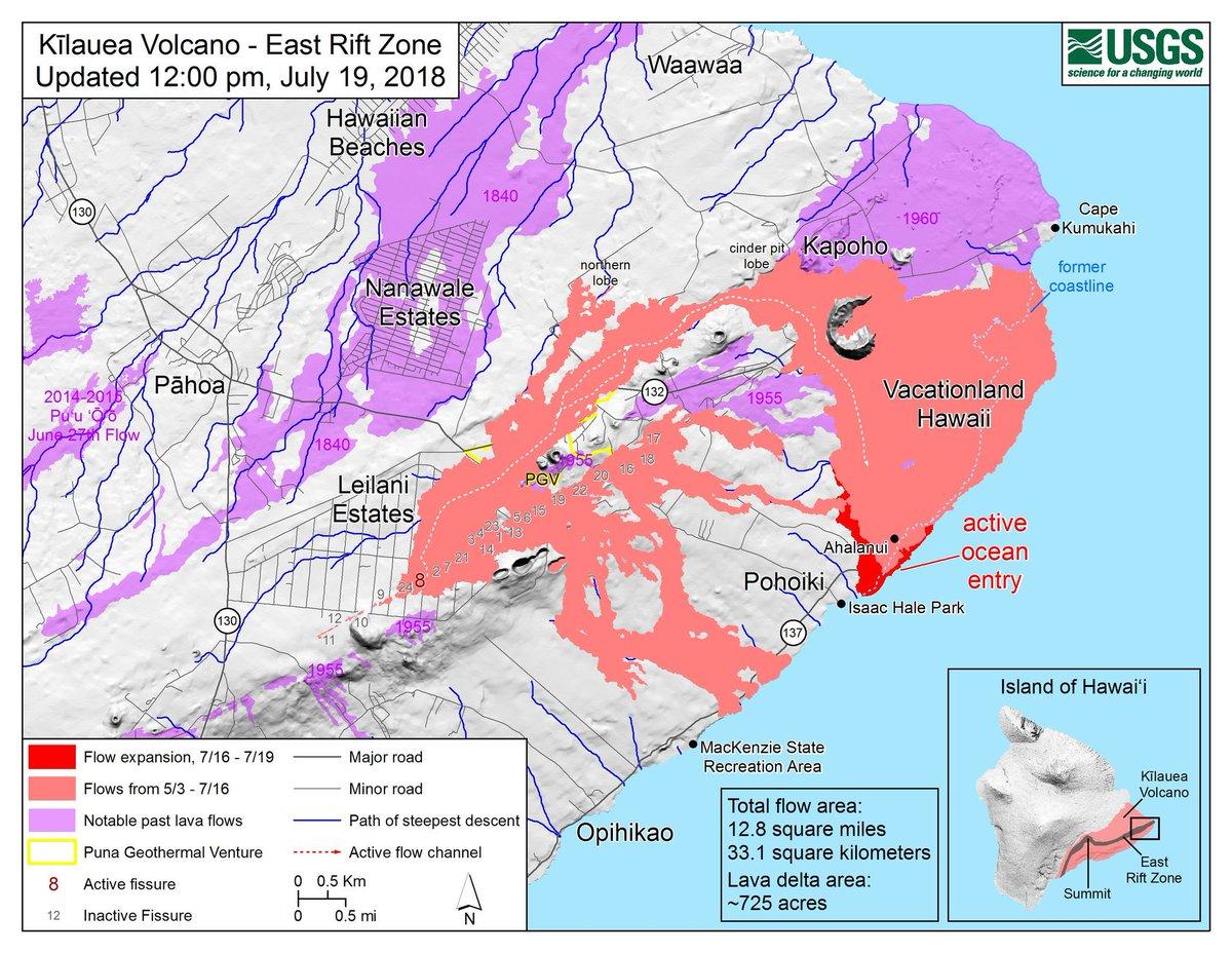 #KilaueaEruption