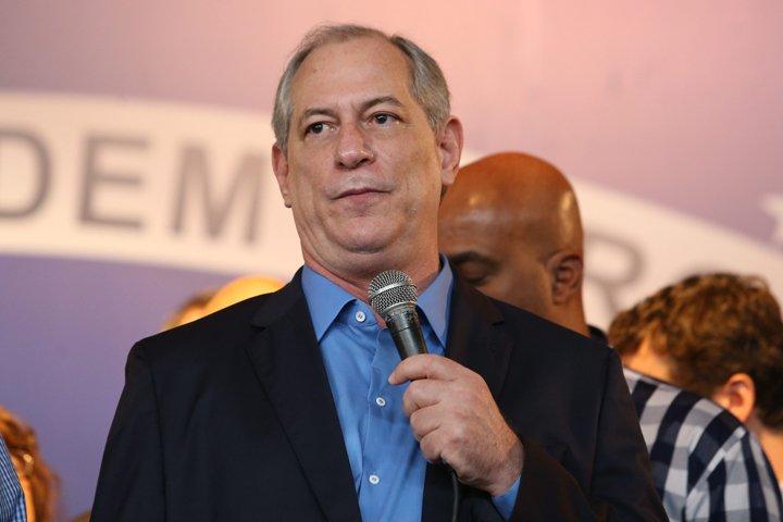 @BroadcastImagem: 'Não queria mais participar da política de tão enojado que estava', diz Ciro. Dida Sampaio/Estadão
