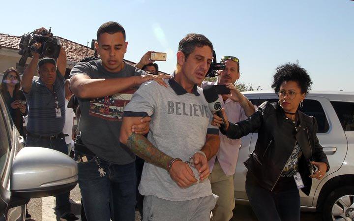 @BroadcastImagem: Envolvidos no assassinato da menina Vitória Gabrielly são transferidos para Tremembé. Epitácio Pessoa/Estadão