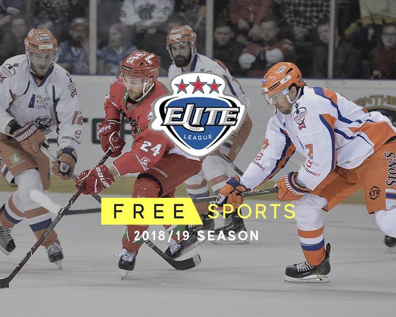 Elite Ice Hockey League to be televised on @FreeSportsUK ➡️ https://t.co/TG9oKYYtMt #EIHL https://t.co/HXgRfEdCW0