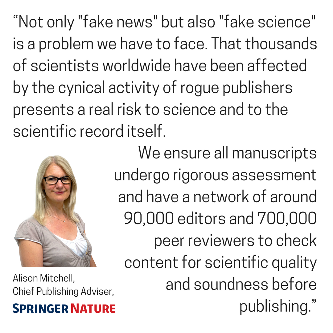test Twitter Media - At Springer Nature, our responsibility is to ensure that the research we publish stands up to scrutiny. https://t.co/rsrqxvBNzn