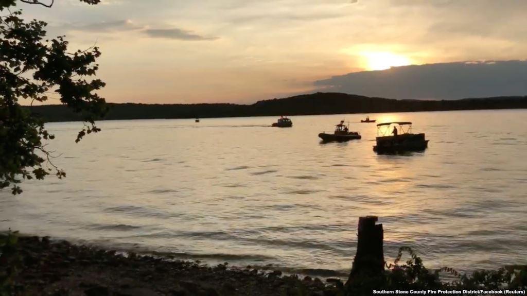 test Twitter Media - Mueren 11 personas al hundirse barco enMissouri https://t.co/t4ORd2u9jG https://t.co/trOr0C4z7d