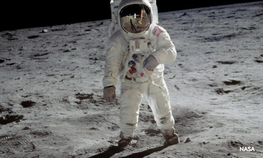 test Twitter Media - On this day in 1969, Apollo 11 astronauts Neil Armstrong and Buzz Aldrin became the first humans to set foot on the moon.   Video: https://t.co/vgWjCmL0hG https://t.co/7LhFB61eRX