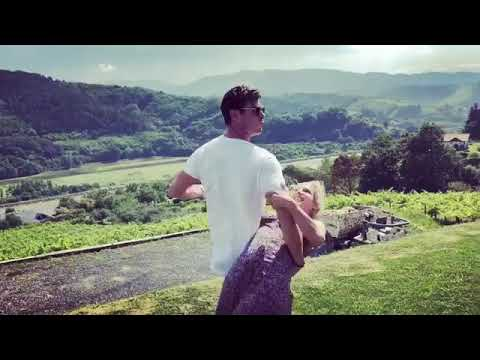 Chris Hemsworth - Happy birthday Elsa Pataky danceismylife <--- Video