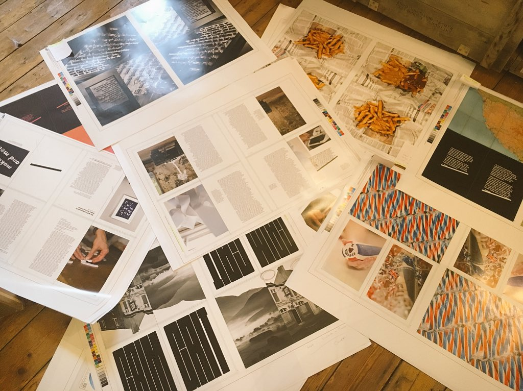 test Twitter Media - RT @splituk: Proof sign off time for the #TheseNorthernTypes book for @PressisionLtd.   No pressure. https://t.co/CACxApher1