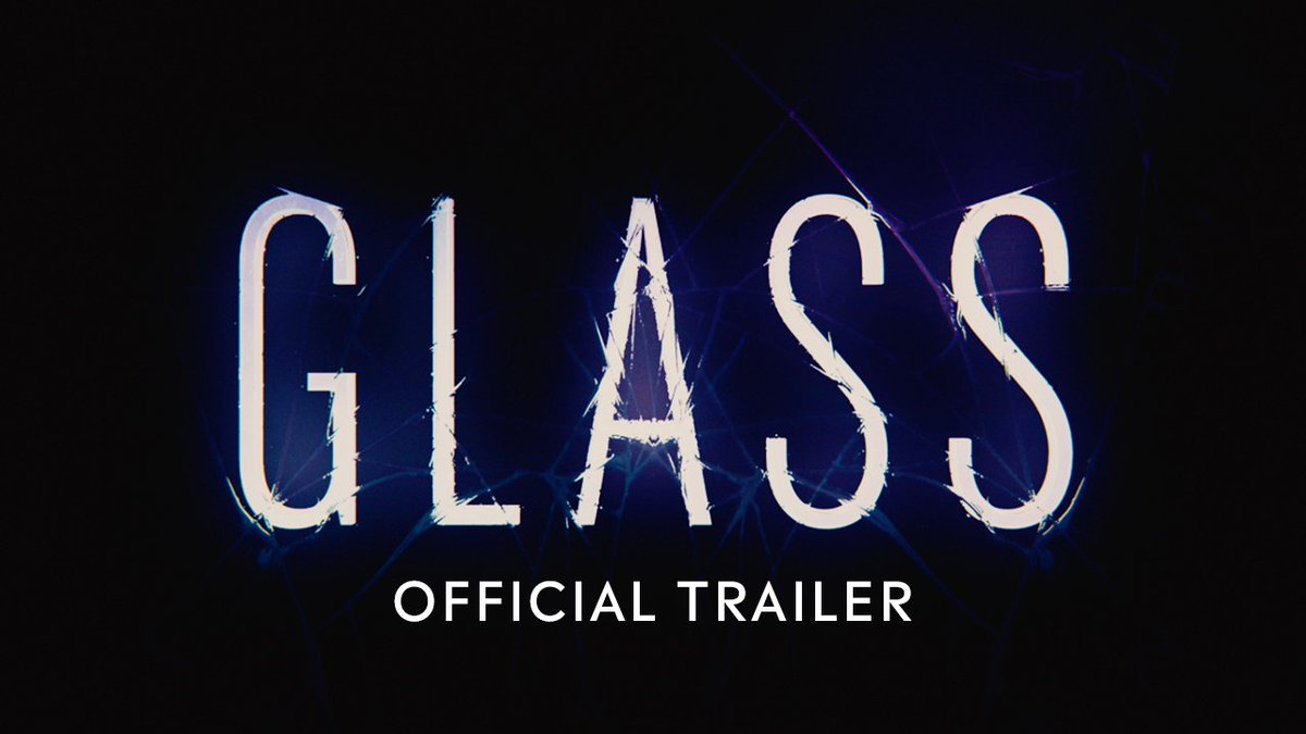 The First Look at what movie you're going to on MLK Weekend 2019!!#mrglassforyoass #thewaitisover https://t.co/tEbrRaPt8v