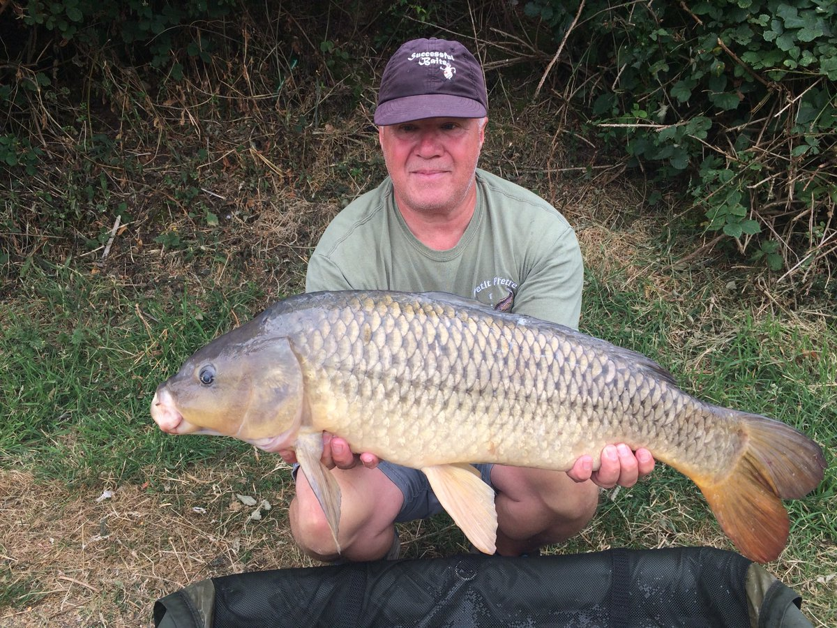 My best of two mid <b>Double</b>s, caught at 60 yards on KD rig using @successfulbaitsukltd #nastysh
