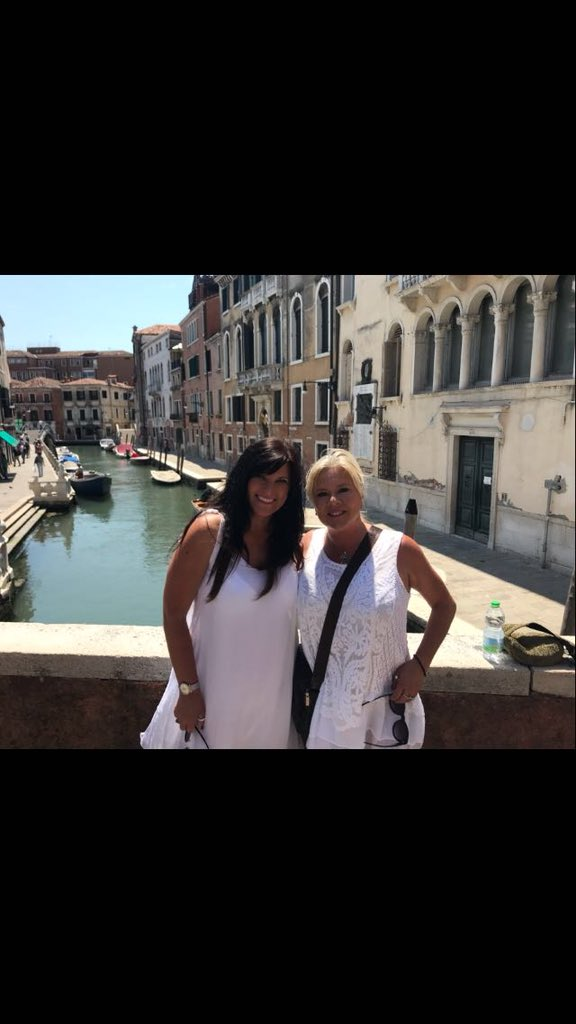 Me and my girl today in Venice ❤️ love her so much ????????????❤️ https://t.co/s78kwTUx52