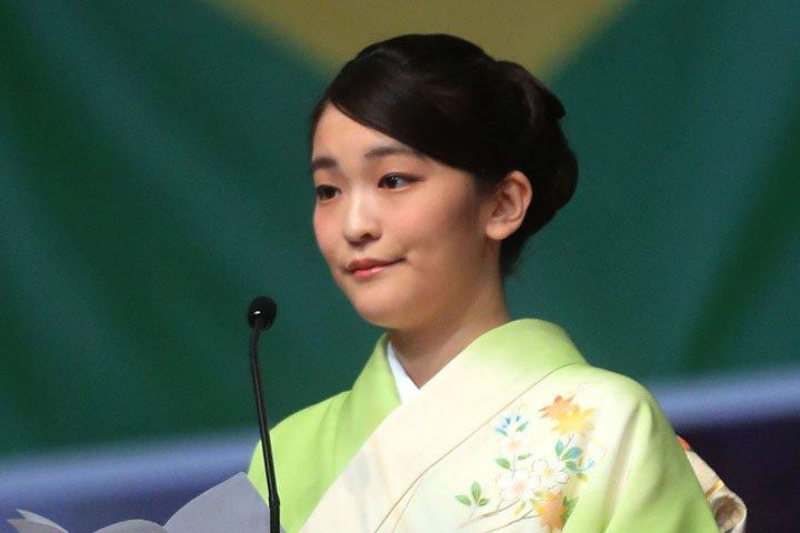 @BroadcastImagem: Mako de Akishino na Cerimônia Comemorativa dos 110 Anos de Imigração Japonesa. Gabriela Biló/Estadão