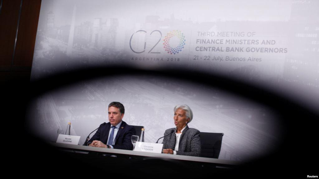 test Twitter Media - FMI advierte ante el G20 que aranceles perjudican economíaglobal https://t.co/ayTsi5cghY https://t.co/lK9YEbVyf3