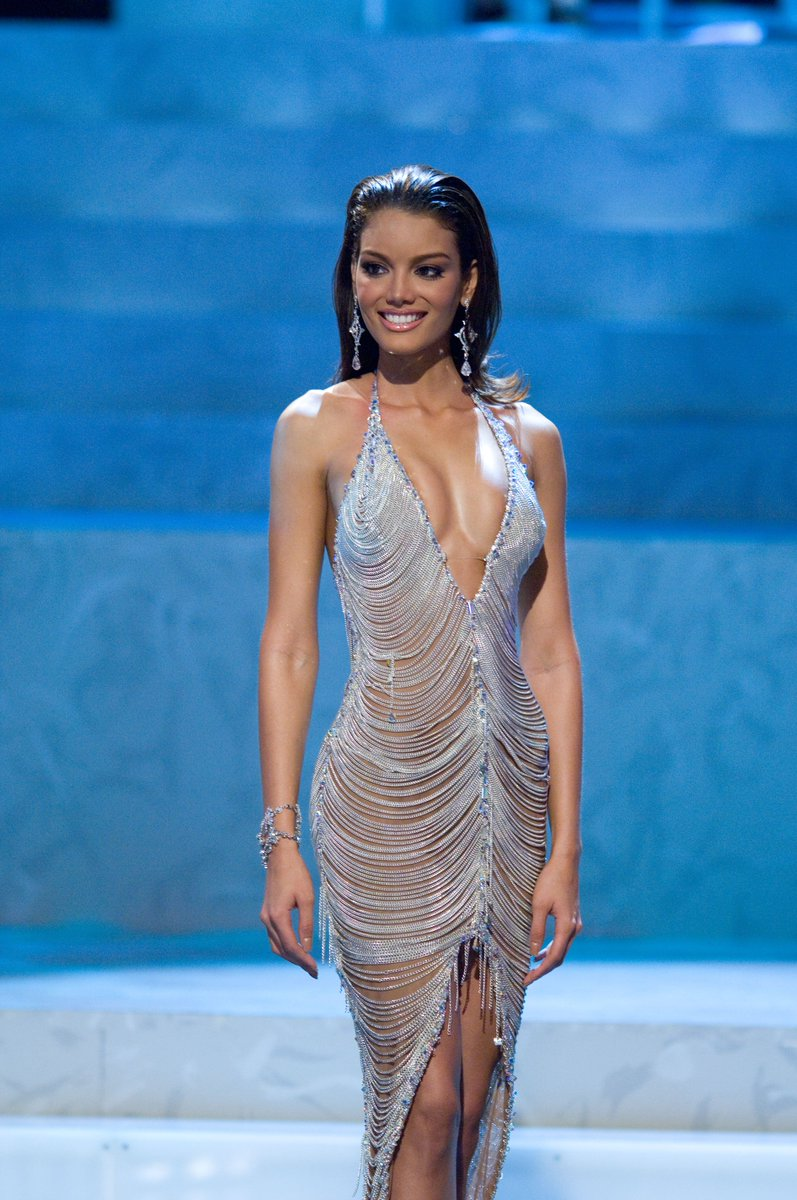 Zuleyka rivera mendoza, miss puerto rico 2006, competes in the ...
