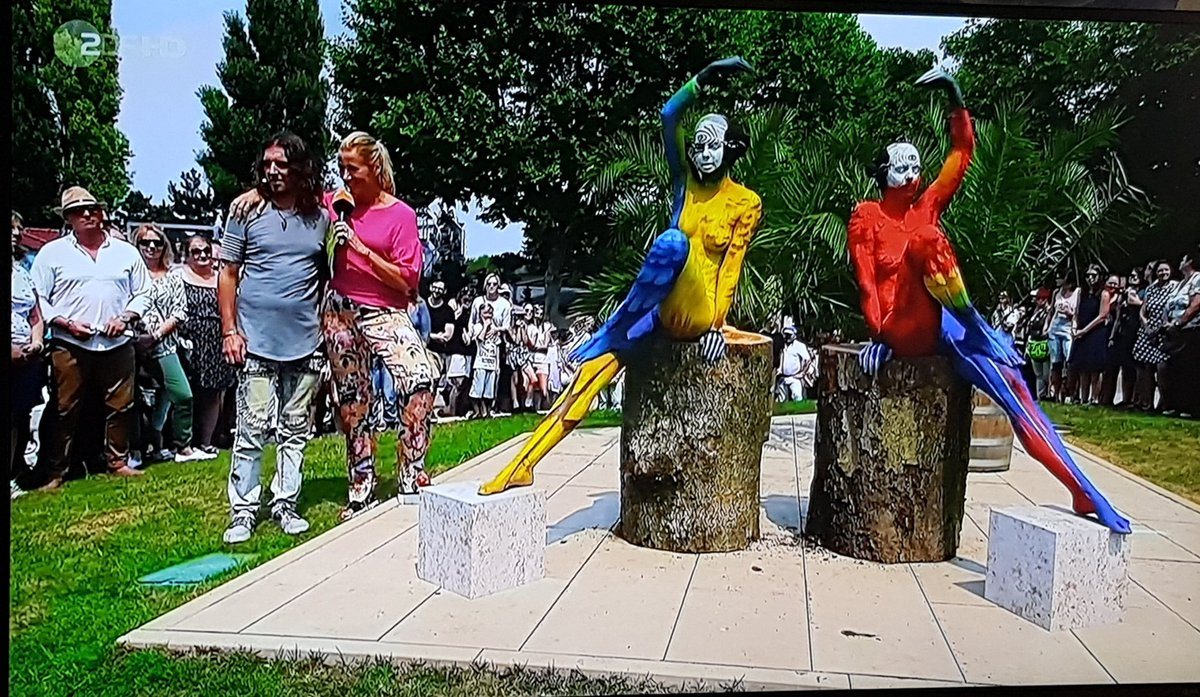 #Fernsehgarten